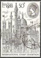 Gran Bretagna 1980 Usato - Mi. 835 - 1952-.... (Elizabeth II)