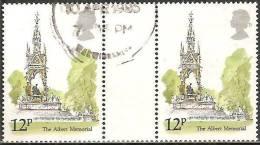 Gran Bretagna 1980 Usato - Mi. 837 Coppia - 1952-.... (Elizabeth II)
