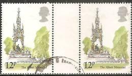 Gran Bretagna 1980 Usato - Mi. 837 Coppia - Usati