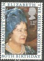 Gran Bretagna 1980 Usato - Mi. 845 - 1952-.... (Elisabetta II)
