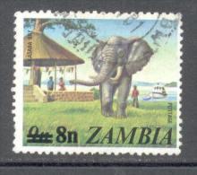 Zambia Sambia 1979 - Michel 197 O - Zambia (1965-...)