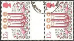 Gran Bretagna 1980 Usato - Mi. 857 Coppia - 1952-.... (Elisabetta II)