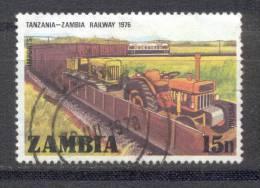 Zambia Sambia 1976 - Michel 170 O - Zambia (1965-...)