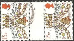 Gran Bretagna 1980 Usato - Mi. 859 Coppia - Usati