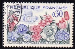 FRANCE   1963  Y.T. N° 1369  Oblitéré  Avec Gomme D'origine - Gebruikt