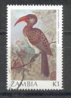 Zambia Sambia 1987 - Michel 394 O - Zambia (1965-...)