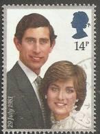 Gran Bretagna 1981 Usato - Mi. 884 - 1952-.... (Elisabetta II)