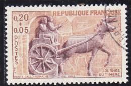 FRANCE    1963  Y.T. N° 1378  Oblitéré  Avec Gomme D'origine - Gebruikt