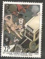 Gran Bretagna 1987 Usato - Mi. 1110 - 1952-.... (Elisabetta II)