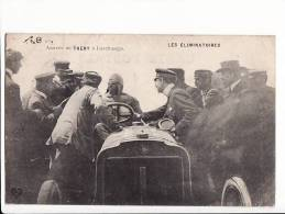 Carte 1905 ARRIVEE DE THERY A LASCHAMPS : Les éliminatoires ( Automobile, Course Auto) - Altri Comuni