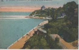 DINARD ( La Promenade Des Allies Et La Pointe Du Moulinet ) - Dinard