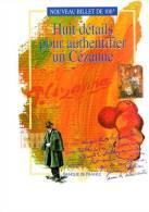 Billet De Banque 100Fr Cézanne Avec Notice De La Banque De France Pour Authentification - 1992-2000 Last Series