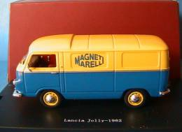 LANCIA JOLLY TOLE 1962 MAGNETI MARELLI STARLINE 530712 1/43 YELLOW BLUE JAUNE - Utilitarios