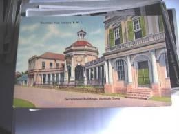 Jamaica  Kingston ? Government Buildings Spanish Town - Jamaica