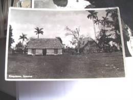 Jamaica  Kingston Old Houses - Jamaica