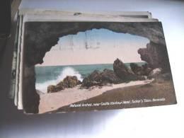 Bermuda Natural Arches Near Castle Harbour Hotel - Bermuda