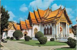 THAILANDE - BANGKOK (Wat Benchamabophitr - Marble Temple) - Pakistan