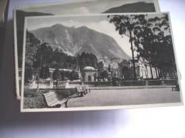 Colombia Bogota Parque - Colombia