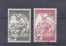 Belgie SP YT° 364-365 - 1952-....