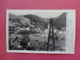 Yugoslavia Real Photo - Stamp & Cancel -    -----  Ref 843 - Yugoslavia