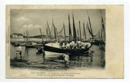 17.Ile D'Oléron.La Cotinière.Le Canot De Sauvetage.Société Centrale De Naufragés. - Ile D'Oléron