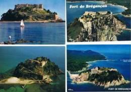 230213J Lot De 19 CPM Couleur Vierges Pour Courrier: Dep.83 (Var) : Bregançon Bormes - Cartoline