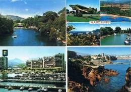 230213O Lot De 20 CPM Couleur Vierges Pour Courrier : Dep.06 (Alpes Maritimes) : La Napoule - Cartes Postales