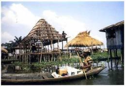 BENIN LAC NOKOUE REPUBLIQUE DU BENIN - Benin