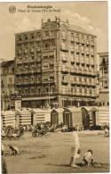 Blankenberghe Blankenberge, Hôtel De Venise, Vu De Face (pk9153) - Blankenberge