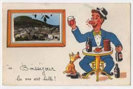La Vie Est Belle à Boisséjour - France