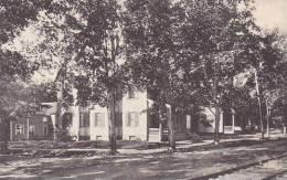 Maine Lewiston Whittier And Milliken Houses Bates College Albert