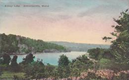 Maine Damariscotta Biscay Lake Albertype