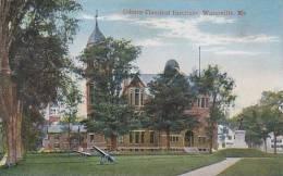 Maine Waterville Coburn Classical Institute
