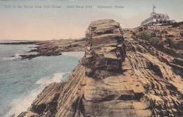 Maine Ogunquit Bald Head Cliff Albertype
