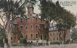 Maine Portland Res. Of Bishop Walsh And Kavanaugh School