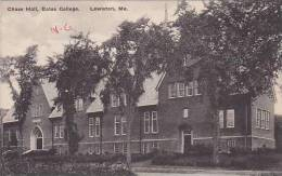 Maine Lewiston Chase Hall Bates College Albertype