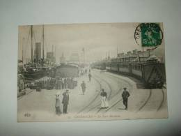- 23 CHERBOURG - La Gare Maritime - Cherbourg