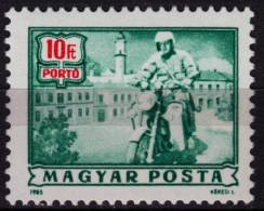 1980´s - Hungary - Motorbike Motorcycle - MNH - Motos
