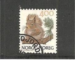 NorMi.Nr.1011 / Eichhoernchen 1989 O - Norwegen