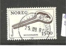 NorMi.Nr.864 / Harfe 1982 O - Norwegen