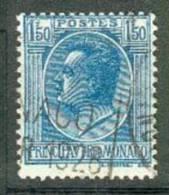 Collection MONACO ; 1924-33 ; Y&T N° 99 ;  Oblitéré - Monaco