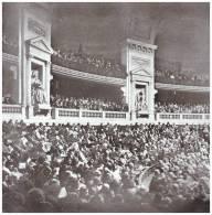 Amphitheatre De La Sorbonne   1930 CELEBRATION  NAISSANCE VIRGILE   DANTE ENFERS - Pubblicitari