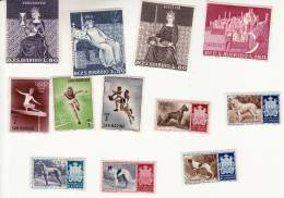 Timbres Neufs De San Marin - Collections, Lots & Séries