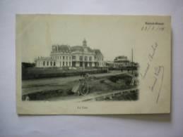 LA GARE 1904 - Saint Omer