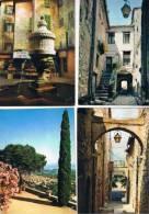 240213I Lot De 29 CPM Couleur Vierges Pour Courrier : Dep.06 (Alpes Maritimes) :Vence - Cartes Postales