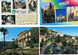 240213K Lot De 35 CPM Couleur Vierges Pour Courrier : Dep.06 (Alpes Maritimes) : Grasse - Cartes Postales