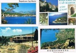 240213L Lot De 30 CPM Couleur Vierges Pour Courrier : Dep.06 (Alpes Maritimes) : Roquebrune Cap Martin - Cartes Postales