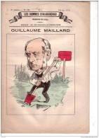 LES HOMMES D´AUJOURD´HUI - N°138 - GUILLAUME MAILLARD - Journaux - Quotidiens