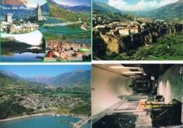 240213N Lot De 30 CPM Couleur Vierges Pour Courrier : Dep.05 (Hautes Alpes ) : Embrun - Cartes Postales