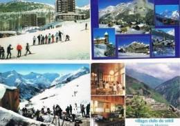 240213Q Lot De 130 CPM Couleur Vierges Pour Courrier : Dep.05 (Hautes Alpes) : Divers - Cartes Postales